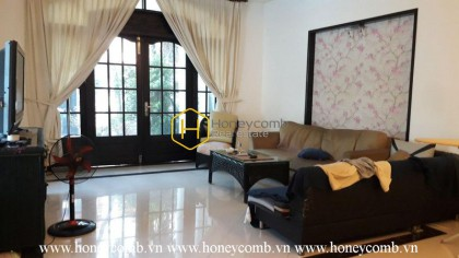 This beautiful Villa in District 2 is the best choice for your family