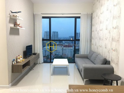Comtemporary design apartment for rent in The Ascent