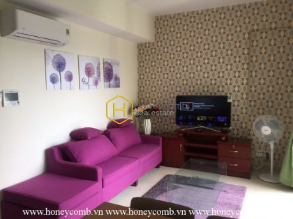 Masteri Thao Dien 2 bedrooms apartment beautiful view for rent