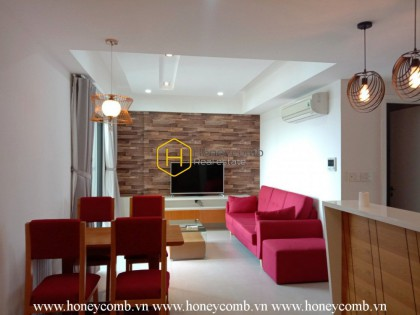 Nice view 2 bedrooms apartment in Masteri Thao Dien for rent