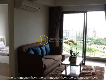 Masteri Thao Dien 2beds apartment with swimming pool for rent