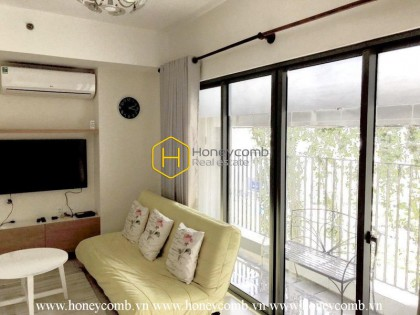Adorable fully featured 2 bedroom apartment in Masteri Thao Dien
