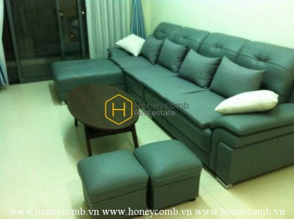 This is a desirable 3 bedrooms apartment in Masteri Thao Dien