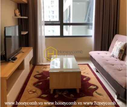 Lovely featured 1 bedrooms apartment in Masteri Thao Dien