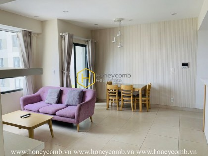 Ingenious style apartment in Masteri Thao Dien for rent. New - Modern & Stylist