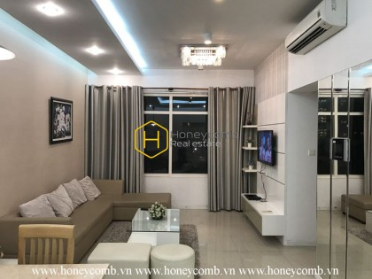 Great amenities! Great location! Modern apartment in Saigon Pearl for rent