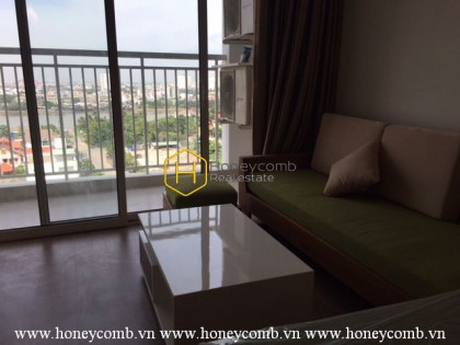 Fully furnished 2-bedrooms apartment in Tropic Garden for rent