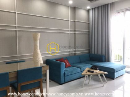 Urban-style apartment with 2 bedrooms in Tropic Garden
