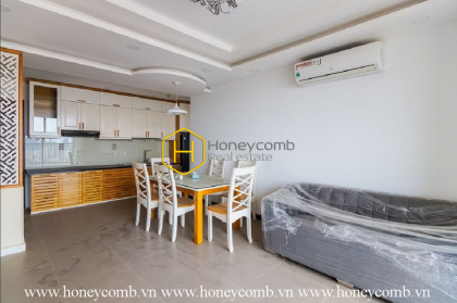 What a comtemporary apartment for rent in Tropic Garden!