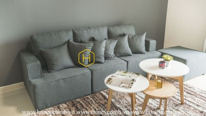 Feel the simplicity in this modern apartment for rent in Vista Verde
