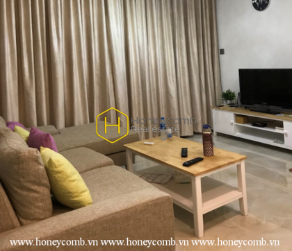 An eye-catching apartment in Vinhomes Golden River that eveyone will love