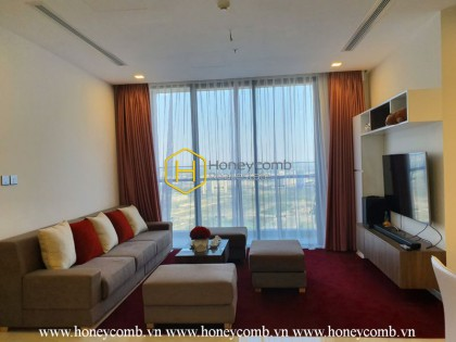 Unique & Particular style! The awesome apartment in Vinhomes Golden River for rent