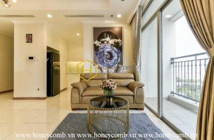 So beautiful is this apartment that you can't take your eyes off at Vinhomes Central Park