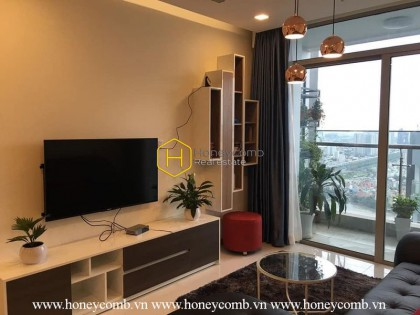 The perfect and fully furnished apartment that you deserve in Vinhomes Central Park