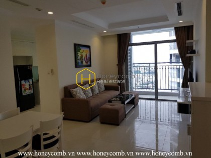 This one has it all! Highly convenient apartment in Vinhomes Central Park for rent