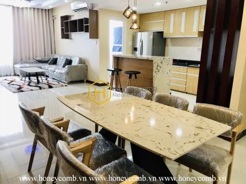 3 bedrooms apartment for rent in Tropic Garden