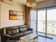 Thật là một căn hộ tuyệt vời với phong cách tối giản trong Estella Heights