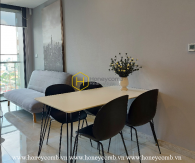 A delicate 2-bedroom apartment in Vinhomes Golden River : Best choice ever!