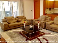 Great! Xi Riverview apartment with widest area for rent
