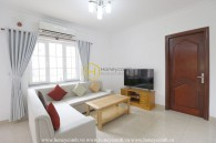 A lavish serviced apartment in the heart of Saigon - why not?