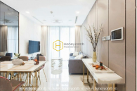 This fascinating Scandinavian apartment deserves to be the most ideal place to live in Vinhomes Golden River