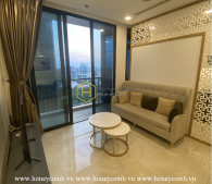 Vinhomes Golden River apartment – Style and quality as a real palace