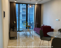 Such an amazing and fully furnished apartment in Vinhomes Golden River