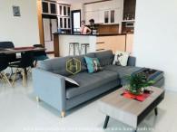Một đinh nghĩa hoàn hảo của sự tinh tế: căn hộ cho thuê ở The Ascent