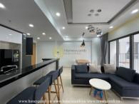 Cho thuê biệt thự Châu Âu 2 giường ngủ tại Masteri Thảo Điền