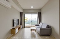 2 bedroom apartment with Luxury and river view in Masteri for rent