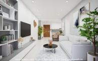 Bạn sẽ bị hấp dẫn bởi vẻ đẹp của thiết kế nội thất đầy nghệ thuật trong căn hộ One Verandah