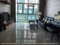 Discover the modern fully-furnished apartment for rent in The Vista An Phu