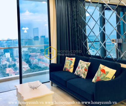 Let's check out the reason why this Vinhomes Golden River apartment so appealing to people