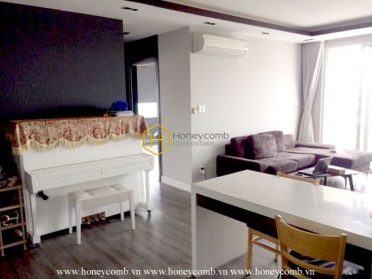 2-bedrooms apartment with city view in Tropic Garden
