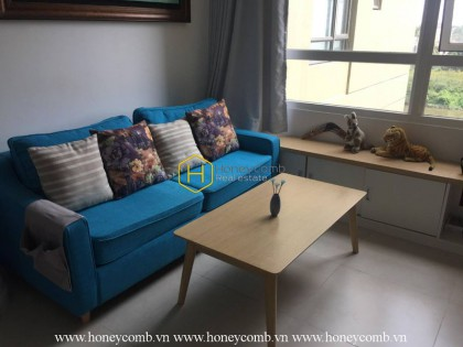 2 beds apartment with park view and midlle floor in Masteri Thao Dien