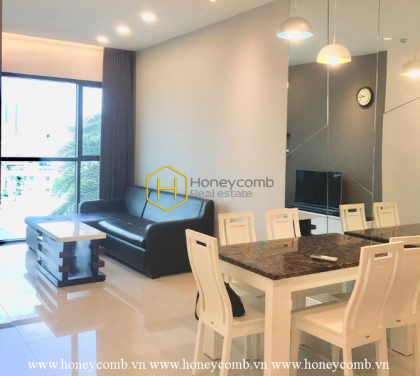 Sophisticated Style with 2 bedrooms apartment in The Ascent Thao Dien