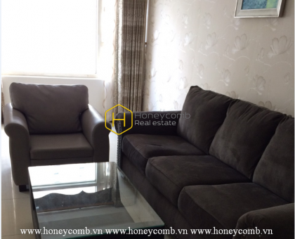 Such a sophisticated apartment in Saigon Pearl