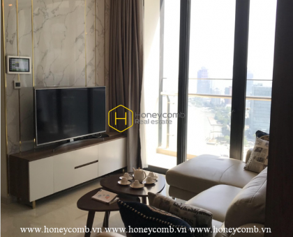How joyful we are to live in such a fascinating apartment in Vinhomes Golden River