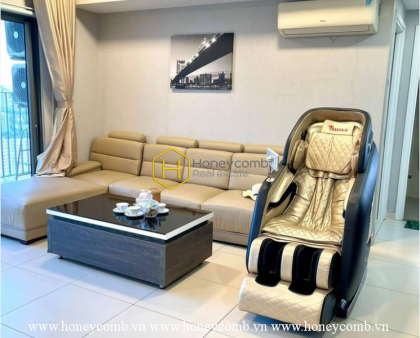 No more worries due to the top convenience in our Masteri Thao Dien apartment