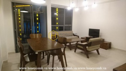 Good price 2 beds apartment with open kitchen in Masteri Thao Dien