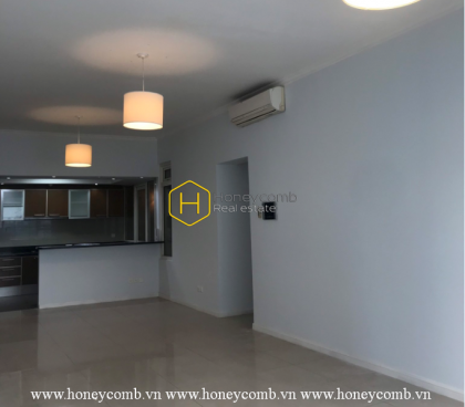 Seeking for a new house? This unfurnished and spacious apartment in Saigon Pearl is a great choice!