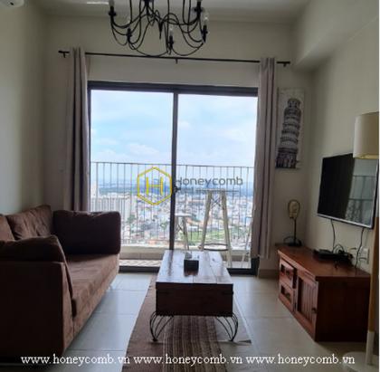 Nostalgic 2 bedrooms apartment in Masteri Thao Dien