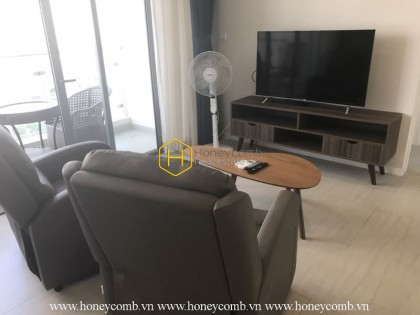 Harmonize with nature in this friendly apartment for rent in Diamond Island