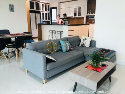 The perfection definition of elegance: The Ascent apartment for rent