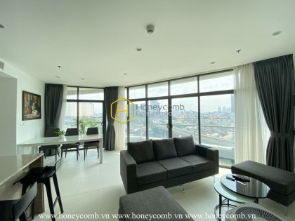 Warning: The beauty of this apartment for rent in City Garden will drive you crazy!