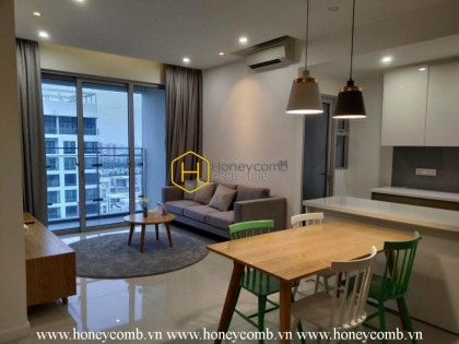 The Estella Heights 2 bedroom apartment with brand new furnished