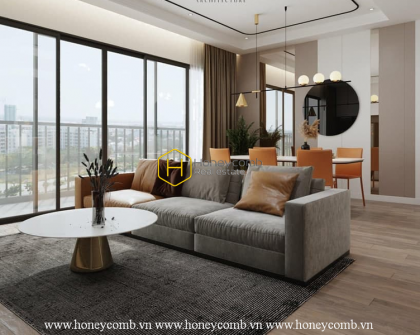 Exceptional style in this stunning apartment will make you impressed in Estella Heights