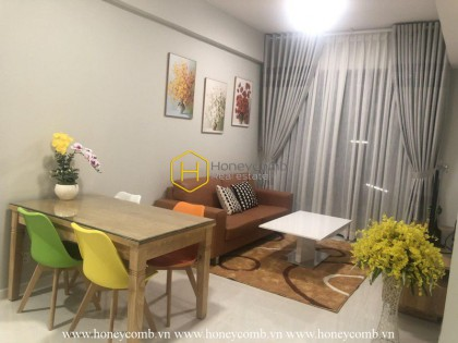 Special style with 2 bedrooms apartment in Masteri An Phu for rent