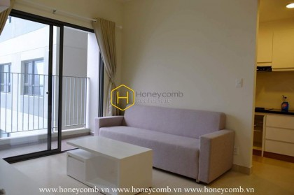 Two beds apartment with pool view and high floor in Masteri Thao Dien