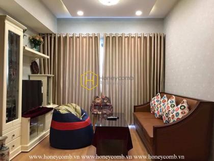 Great! Three bedrooms apartment luxury design Masteri Thao Dien